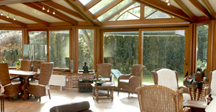 Extension bois de 48 m2 à Phalempin