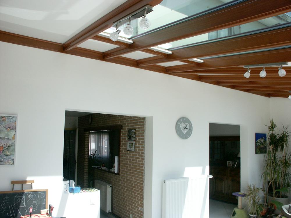 Extension bois de 27 m2 à Wingles